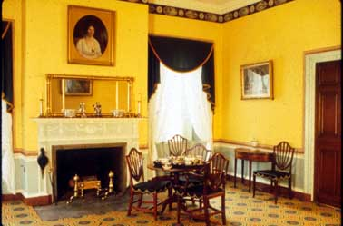 Harrison Gray Otis House Parlor